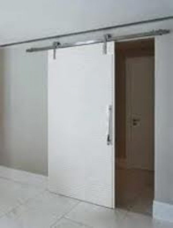 Porta de Vidro de Correr Valor na República - Porta de Vidro de Correr em Santo André