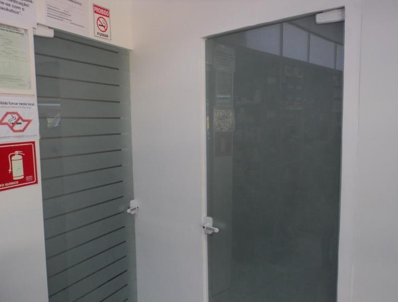 Porta de Vidro Preço na Vila Mariana - Porta de Vidro de Correr em São Caetano
