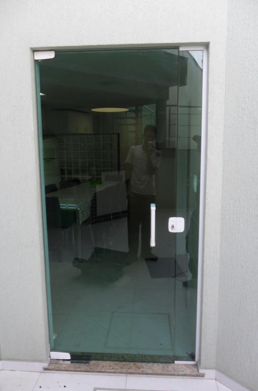 Porta de Vidro Temperado Preços na Vila Esperança - Porta de Vidro de Correr em Guarulhos