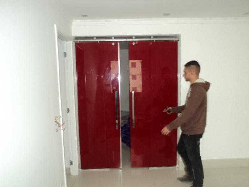 Portas Correr de Vidro Temperado na Vila Carrão - Porta de Vidro de Correr em Diadema