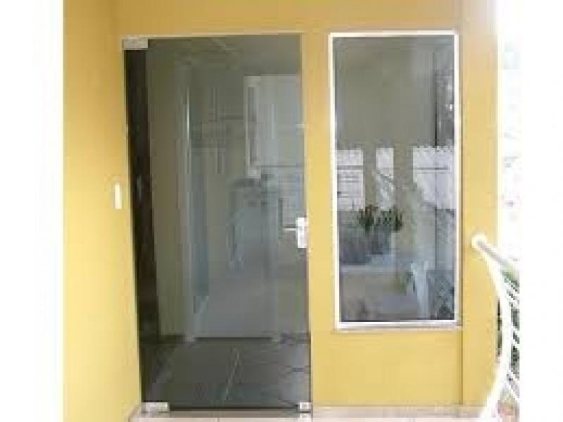 Portas de Correr de Vidro Temperado no Tucuruvi - Porta de Vidro de Correr em Santo André