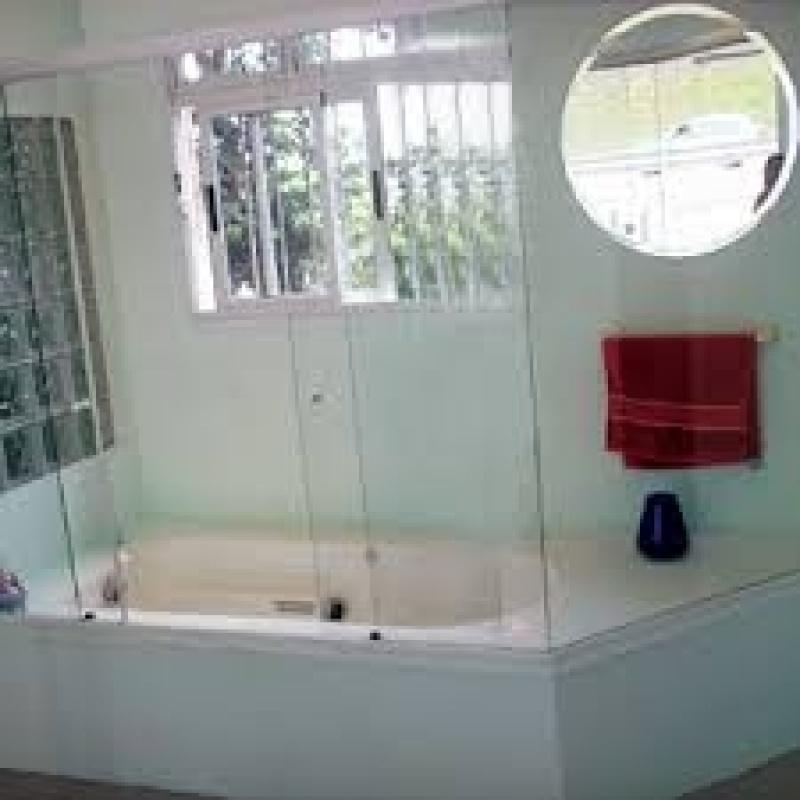 Preços de Box para Banheiro na Barra Funda - Box Banheiro Preço