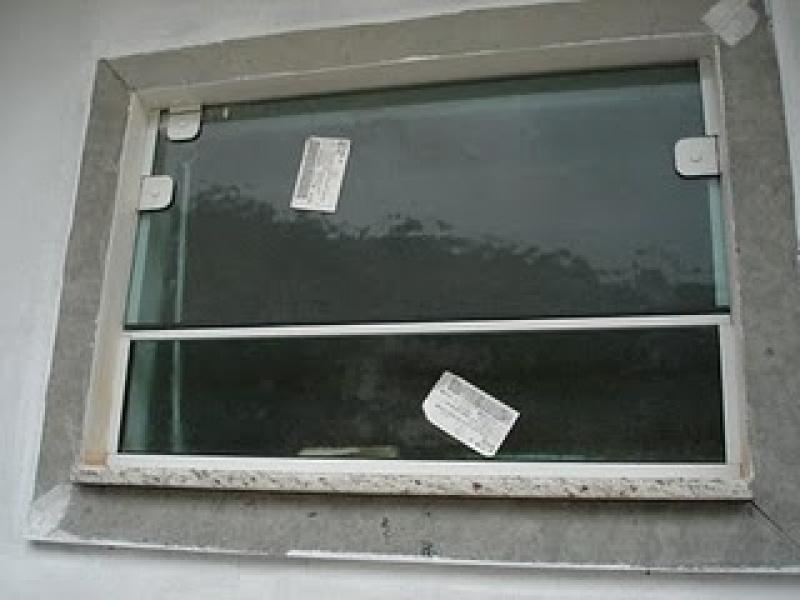Janela de Vidro Preço em Osasco