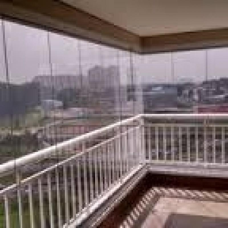 Preços Envidraçamento de Sacadas na Vila Esperança - Envidraçamento de Sacada em Guarulhos