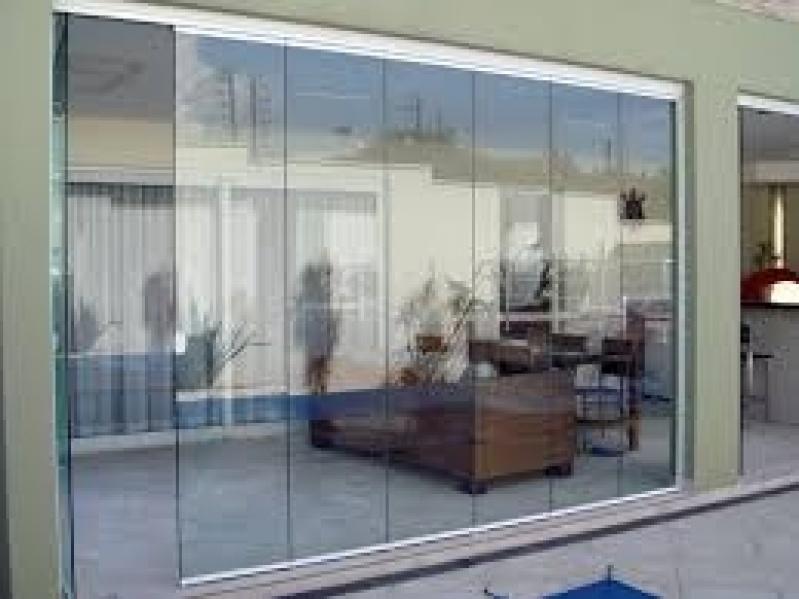 Sacada com Vidro Preço em Santo André - Vidros Sacadas