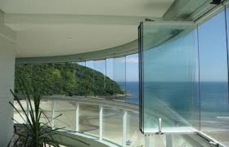 Sacada de Vidro Preço na Vila Curuçá - Sacadas em Vidro