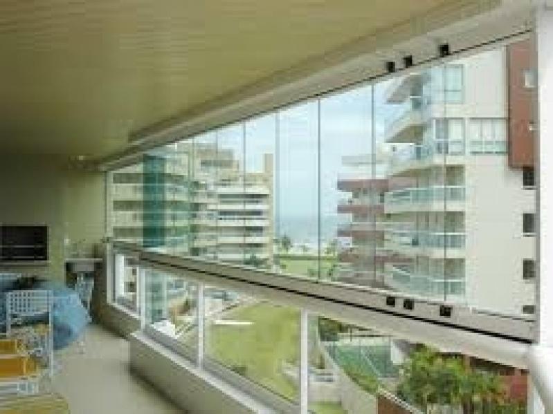 Sacada de Vidro Preços no Jardim São Paulo - Vidro Sacada