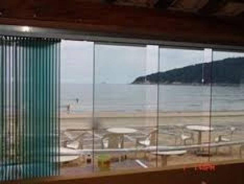 Sacada de Vidros em São Caetano do Sul - Sacada Glass