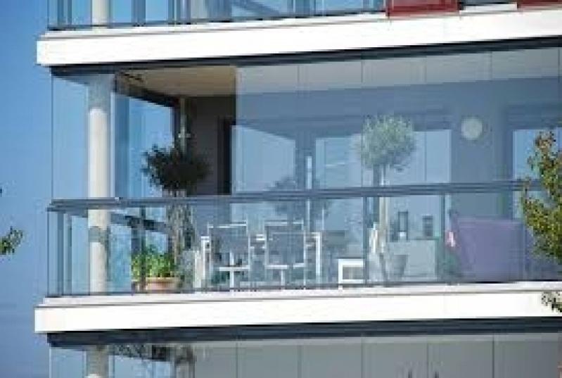 Sacada de Vidros na Vila Formosa - Vidros para Sacadas