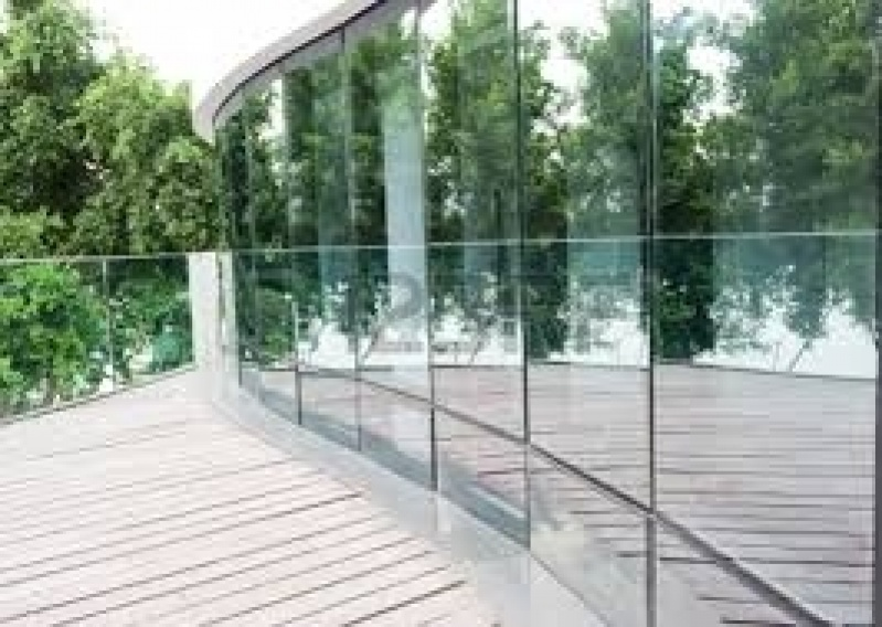 Sacada Fechada com Vidro Valor no Campo Belo - Vidros em Sacadas
