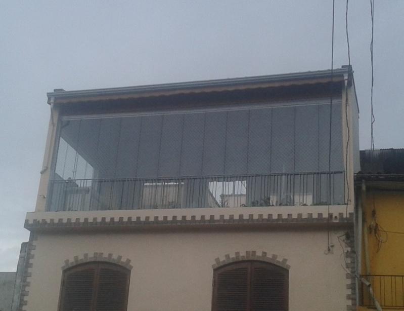 Sacada Glass no Morumbi - Sacadas em Vidro