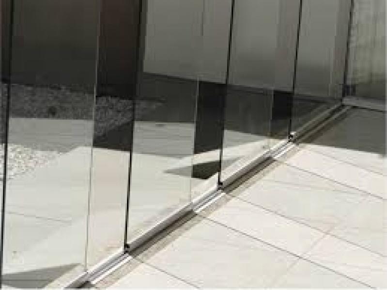 Sacada Glass Preço na Consolação - Vidro para Sacadas