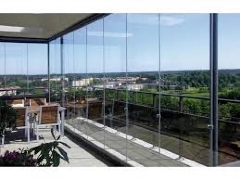 Sacada Glass Preço no Bairro do Limão - Sacadas em Vidro