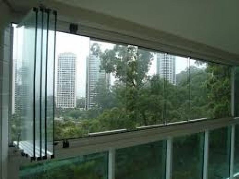 Sacada Glass Preço no Jardim São Luiz - Sacadas de Vidro