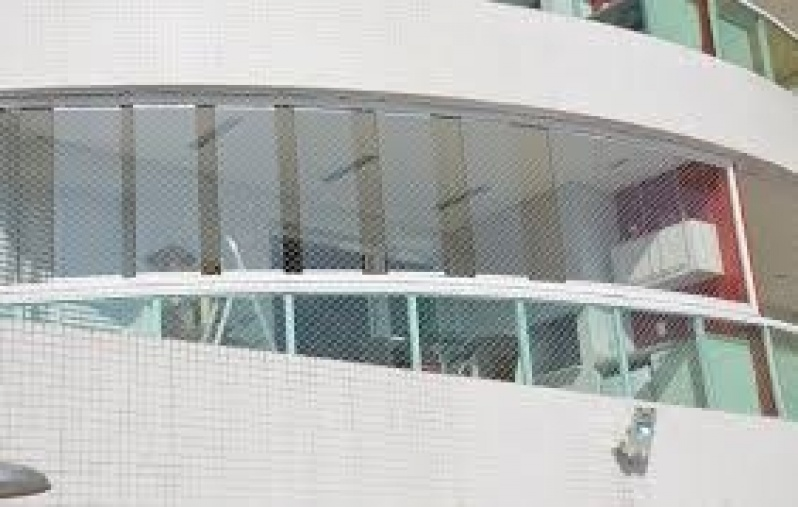 Sacada Glass Valor na Ponte Rasa - Vidro Sacada