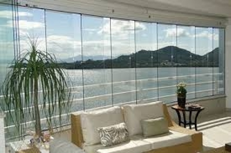Sacada Glass Valor no Jabaquara - Vidros para Sacadas