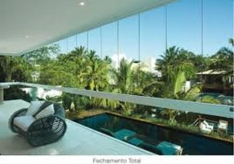 Sacada Vidro Valor na Vila Formosa - Vidro para Sacada