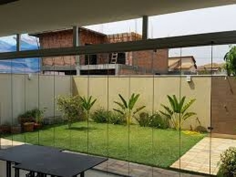 Sacadas de Vidro na Vila Esperança - Sacada de Vidro