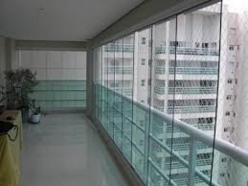 Sacadas de Vidro Preço em São Bernardo do Campo - Vidros para Sacada