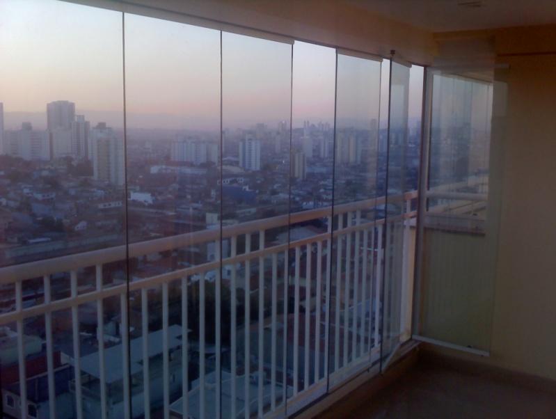 Sacadas de Vidro Preço na Vila Esperança - Sacada Glass