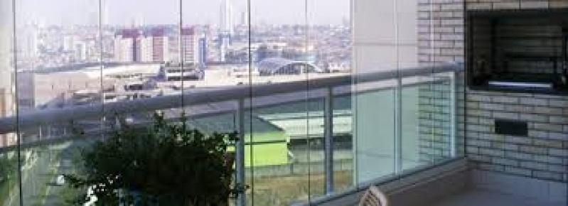 Sacadas de Vidro Preços no Jardim São Luiz - Vidro Sacada