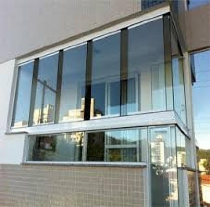 Sacadas de Vidro Valores no Jabaquara - Vidros para Sacadas