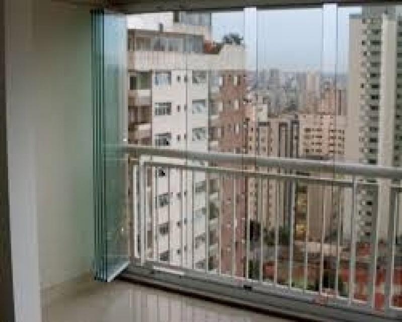 Sacadas de Vidros Preço na Vila Prudente - Sacada Fechada com Vidro