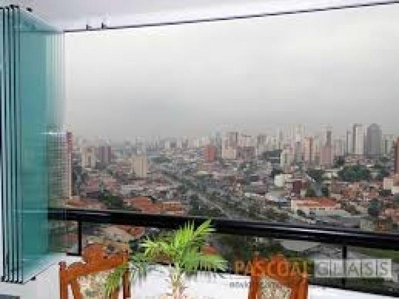 Sacadas de Vidros Preços no Alto da Lapa - Vidros Sacada