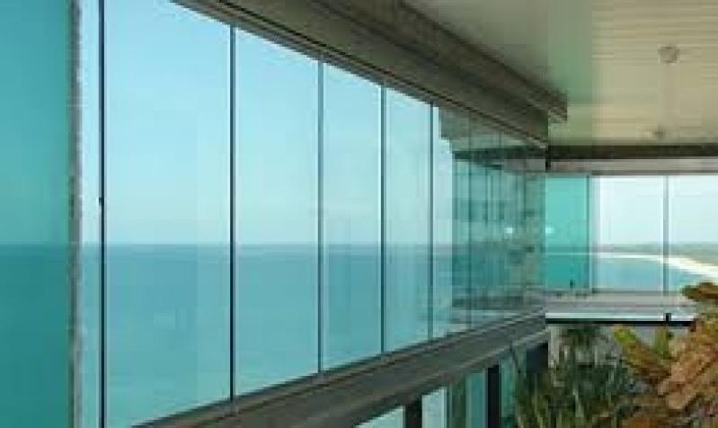 Sacadas de Vidros Valor na Casa Verde - Vidro para Sacada