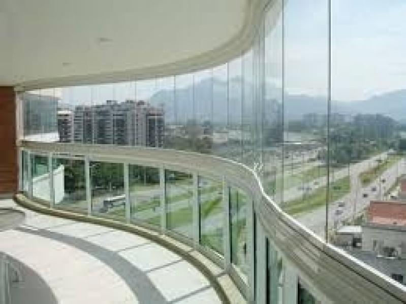 Sacadas de Vidros Valores no Cambuci - Vidro para Sacada