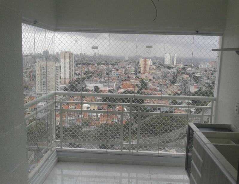 Sacadas em Vidro Preço na Vila Matilde - Sacada Vidro
