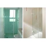 Box de Vidro para Banheiro Preço em Sumaré