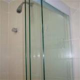 Box de Vidro para Banheiro Preço na Água Branca