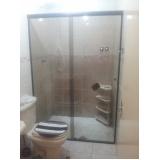 Box de Vidro para Banheiro Preço na Cidade Patriarca