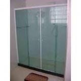 Box de Vidro para Banheiro Preço na Vila Formosa