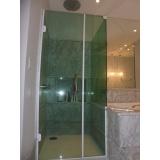Box de Vidro para Banheiro Preço no Jabaquara