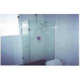 Box de Vidro para Banheiros preço na Barra Funda