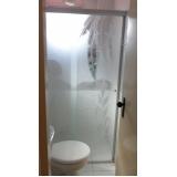 Box de Vidro para Banheiros preço na Vila Maria