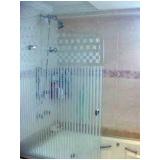 Box de Vidro para Banheiros preços em São Caetano do Sul