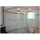 Box de Vidro para Banheiros preços na Anália Franco