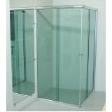 Box de Vidro para Banheiros preços na Consolação