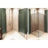 Box de Vidro para Banheiros preços na Penha