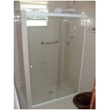 Box de Vidro para Banheiros preços no Bairro do Limão