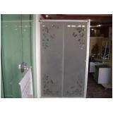Box de Vidro para Banheiros preços no Tremembé