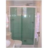 Box de Vidro para Banheiros valor em São Domingos