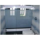 Box de Vidro para Banheiros valor no Campo Belo