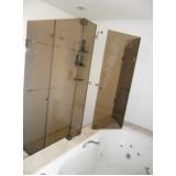 Box de Vidro para Banheiros valores em Interlagos