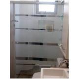 Box para Banheiro de Vidro preço em Santana