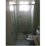Box para Banheiro de Vidro preço na Água Branca