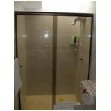 Box para Banheiro de Vidro preço na Anália Franco
